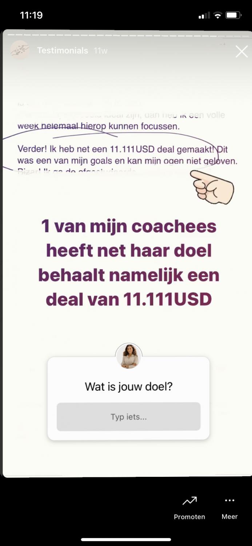 10.000 euro per maand verdienen